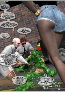 Got Gal vs Fishmen From The Deep image 4