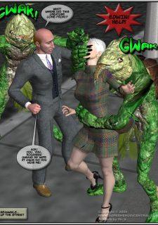 Got Gal vs Fishmen From The Deep image 11