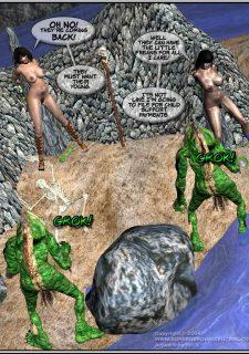 Got Gal vs Fishmen From The Deep image 127