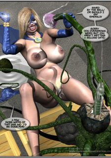 Got Gal vs Fishmen From The Deep image 136