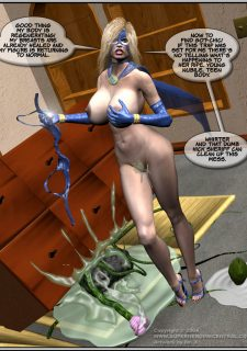 Got Gal vs Fishmen From The Deep image 138