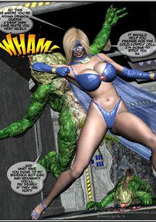Got Gal vs Fishmen From The Deep image 146