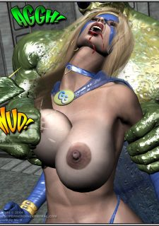 Got Gal vs Fishmen From The Deep image 153