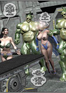 Got Gal vs Fishmen From The Deep image 154