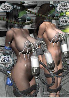 Got Gal vs Fishmen From The Deep image 160