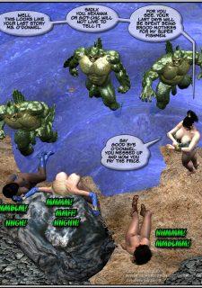 Got Gal vs Fishmen From The Deep image 185