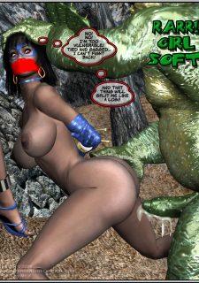 Got Gal vs Fishmen From The Deep image 186