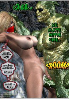 Got Gal vs Fishmen From The Deep image 190