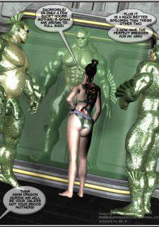 Got Gal vs Fishmen From The Deep image 198