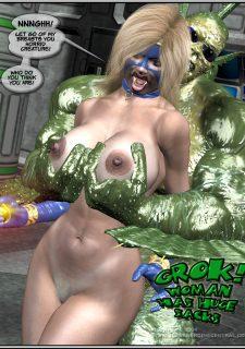 Got Gal vs Fishmen From The Deep image 204