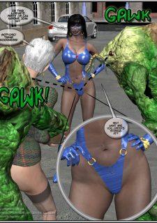Got Gal vs Fishmen From The Deep image 21
