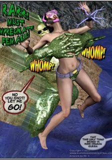 Got Gal vs Fishmen From The Deep image 214