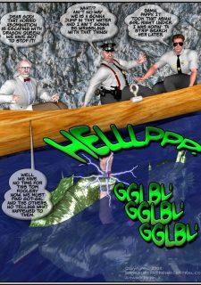 Got Gal vs Fishmen From The Deep image 215