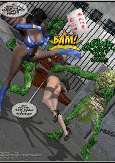 Got Gal vs Fishmen From The Deep image 22