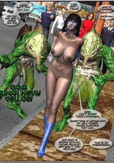 Got Gal vs Fishmen From The Deep image 47