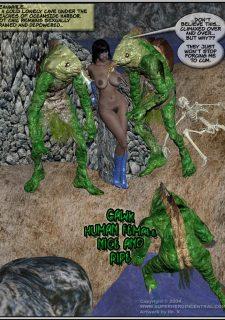 Got Gal vs Fishmen From The Deep image 56