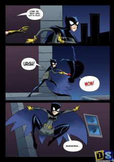 Gotham Initiation- Drawn Sex (Batman) image 2