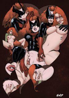 Gotham Nights- Shade porn comics 8 muses