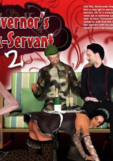 Governor's Sex-Servant 2 image 100