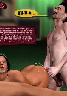 Governor's Sex-Servant 2 image 96