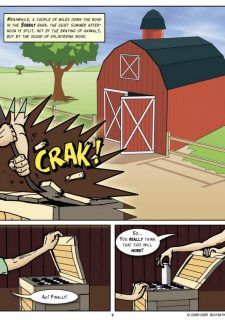 Gr0W Comics – Milk Farm image 05