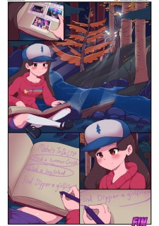 Gravity Falls -To Do List 2 image 25
