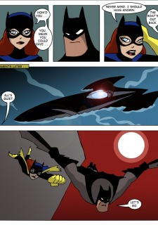 Great Scott Saga 2- Batman Fool Me Once image 26