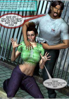 Green Hornet- Superheroine Central image 7