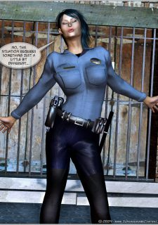 Green Hornet- Superheroine Central image 11