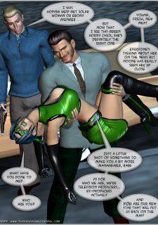 Green Hornet- Superheroine Central image 20
