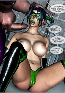 Green Hornet- Superheroine Central image 40