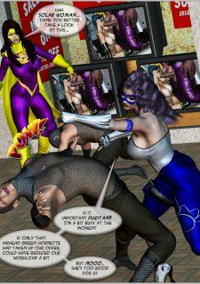 Green Hornet- Superheroine Central image 42