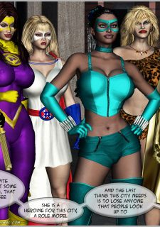 Green Hornet- Superheroine Central image 47