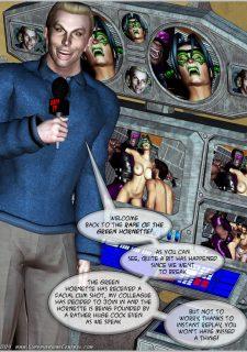 Green Hornet- Superheroine Central image 51
