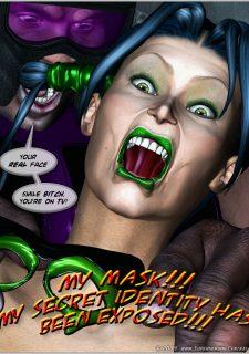 Green Hornet- Superheroine Central image 73