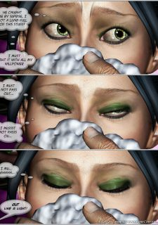 Green Hornet- Superheroine Central image 77