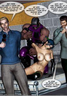 Green Hornet- Superheroine Central image 78