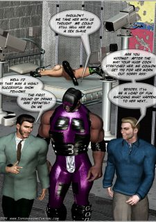 Green Hornet- Superheroine Central image 79