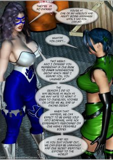 Green Hornet- Superheroine Central image 83