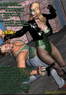 Green Specter vs Team Knockout- Mr.X image 2