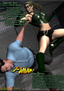 Green Specter vs Team Knockout- Mr.X image 3