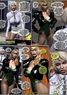 Green Specter vs Team Knockout- Mr.X image 18