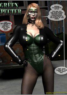 Green Specter vs Team Knockout- Mr.X image 33