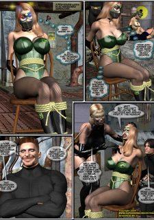 Green Specter vs Team Knockout- Mr.X image 37