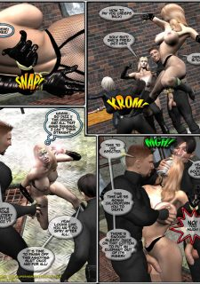 Green Specter vs Team Knockout- Mr.X image 47