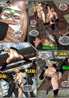 Green Specter vs Team Knockout- Mr.X image 48