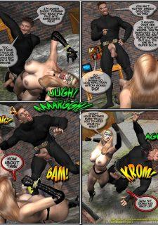 Green Specter vs Team Knockout- Mr.X image 50