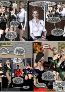 Green Specter vs Team Knockout- Mr.X image 52