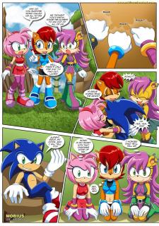Sonic XXX Project 4- Palcomix image 02