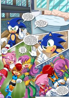 Sonic XXX Project 4- Palcomix image 03